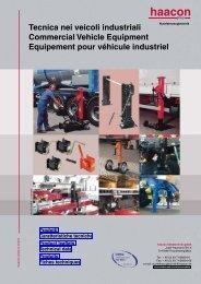 Catalogo Tecnica dei veicoli industriali - Haacon