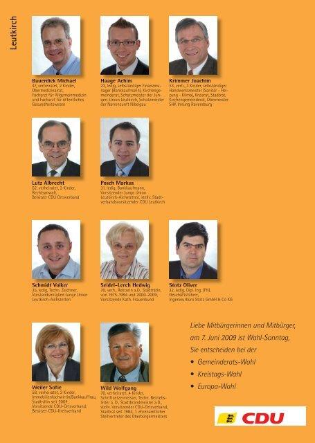 Prospekt09 ind.indd - CDU Leutkirch