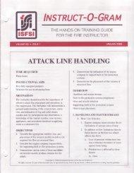 Attack Line Handling