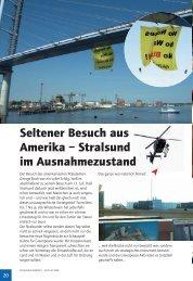 Bush in Stralsund.pdf - Ostseereporter - Marius Jaster