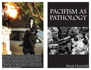 PACIFISM AS PATHOLOGY - Zine Library