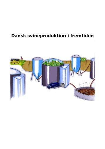 StaldTek - Dansk svineproduktion i fremtiden - Teknologisk Institut