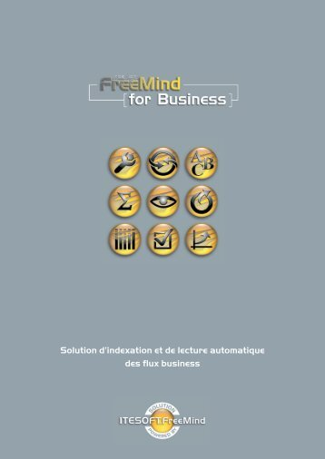 ITESOFT.FreeMind for Business v2.3 FR - Solutions-as-a-Service