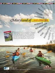 Maryland - Green Global Travel