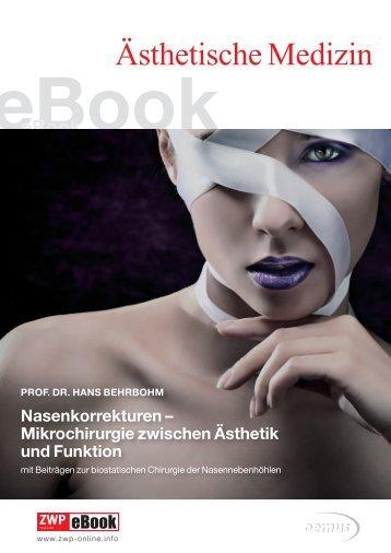 Ästhetische Medizin - Nasenkorrekturen - Park Klinik Weißensee