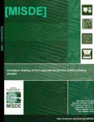 Validation Testing of the Logicube Serial-Ata (SATA) cloning adapter