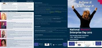 NWED Brochure (pdf)