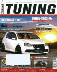 Tuning - Wetterauer Engineering GmbH