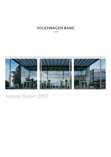 credit opinion volkswagen bank gmbh