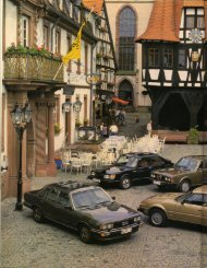 c/o sport auto 10/1980 - Audi 100