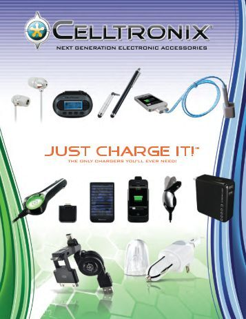 Download our Celltronix Catalog - Hoffco Brands, Inc.