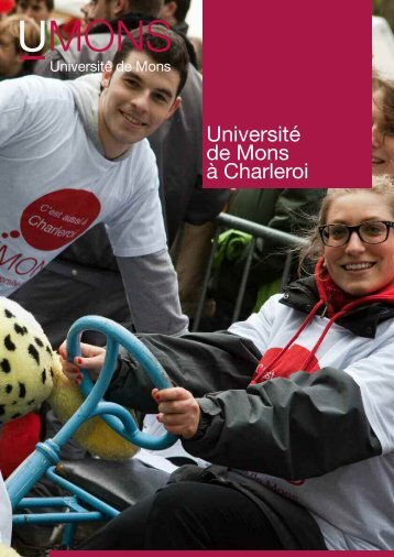 Université de Mons à Charleroi