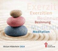 Meditation - Bistum Hildesheim