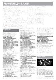 Pfarreiseiten (PDF) - forum Kirche