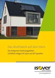 Broschüre ULTIMATE Integra AP Supra(Plus)-032 - Isover