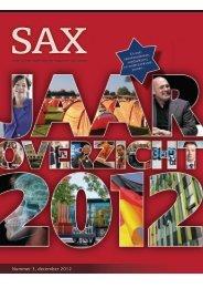 Nummer 3, december 2012 - Sax.nu