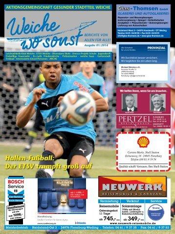 Hallen-Fußball: Der ETSV trumpft groß auf
