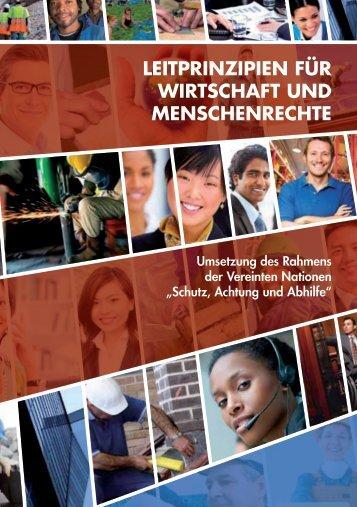 Leitprinzipien für Wirtschaft und Menschenrechte - Deutsches ...
