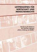 Leitprinzipien für Wirtschaft und Menschenrechte - Deutsches ... - Page 3