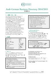 Mediadaten Business Directory 2014_2015 - Ghorfa