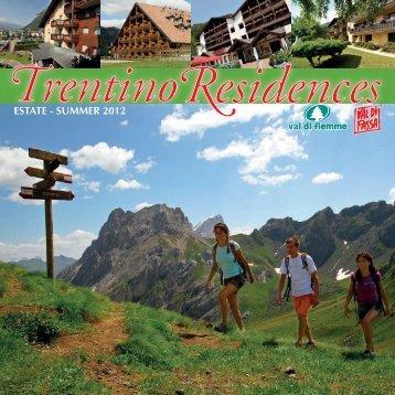 estate - summer 2012 - Trentino Residences