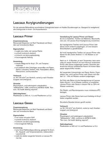 Download Lascaux Uni-Primer (pdf, 29.9KB)