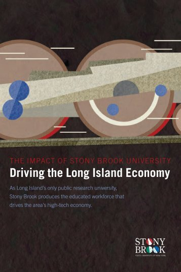 Driving the Long Island Economy - Stony Brook University