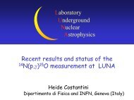 Recent results and status of the 14 N(p,γ) 15 O measurement at LUNA