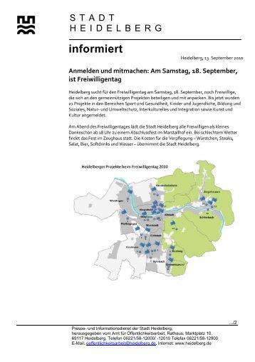 pa hd 13.9.2010 - Stadtpolitik Heidelberg