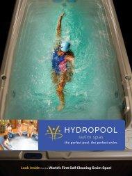 The perfect swim - Hydropool-Whirlpools.de