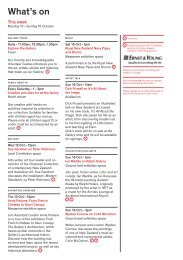What's on this week - 10-23 Oct (PDF, 300.83KB) - Auckland Art ...