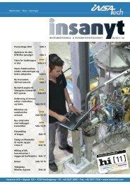 INSANYT_68_August_2011 - Insatech