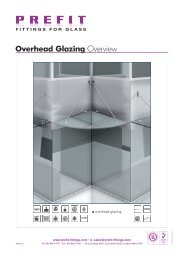 Overhead Glazing Overview - PREFIT