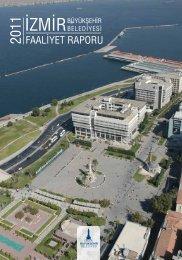 2011 Yılı Faaliyet Raporu - İzmir Büyükşehir Belediyesi