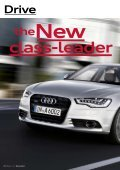 Audi A7 Sportback to the fore - Page 6