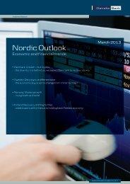 Nordic Outlook - Danske Analyse - Danske Bank