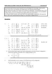 Fundus-Lösungen Analytische Geometrie, PDF