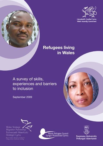 Refugees Living in Wales - English - Swansea University