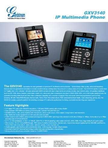 Video Phones - VoIP - Asterisk