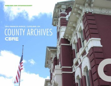 county ARcHIVES - CBRE Marketplace