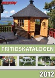 Hytter, Grillkåter, Levegger, div. 2012 - Nordvest Engros ASWebshop
