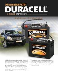 HP Flyer - Drive Duracell
