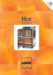 Range 2007 - Lainox