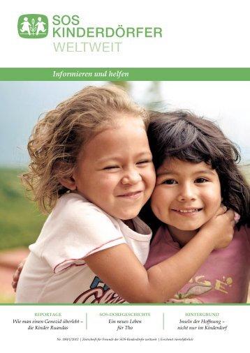 SOS-Kinderdörfer weltweit I/2012