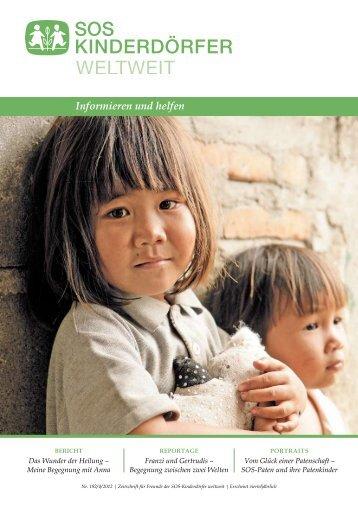 SOS-Kinderdörfer weltweit IV/2012
