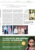 SOS-Kinderdörfer weltweit IV/2012 - Page 7