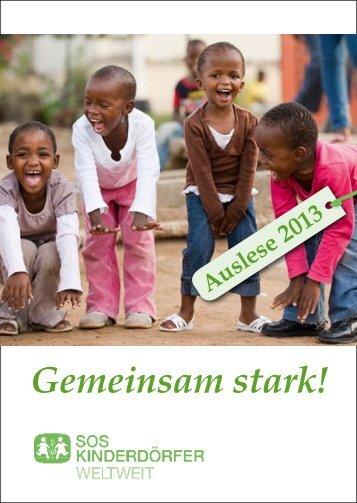 Auslese 2013 - Gemeinsam stark!
