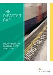 THE DISASTER GAP - Artemis