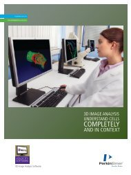 Volocity 3D Image Analysis Software - PerkinElmer