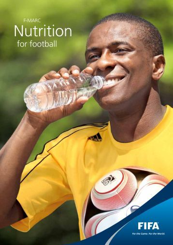 FIFA Nutrition Booklet - Sportsoracle